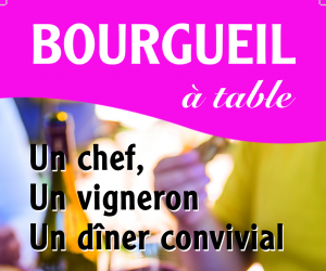 Bourgueil! à table ...